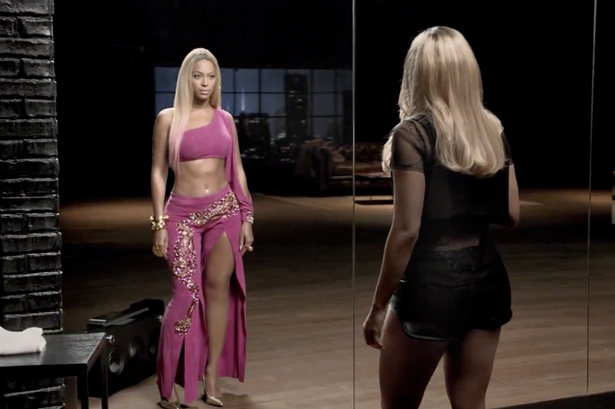 Pepsi-Max-Beyonc-Mirrors--Official-2013-video--BeyHereNow